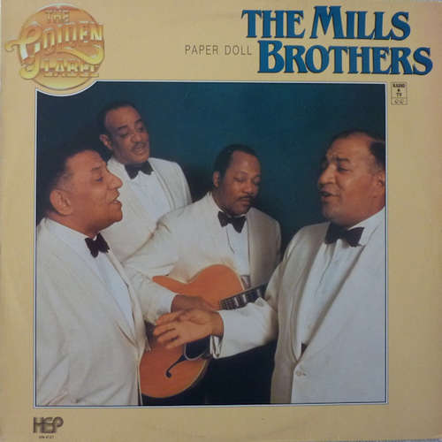 Bild The Mills Brothers - Paper Doll (LP, Comp) Schallplatten Ankauf