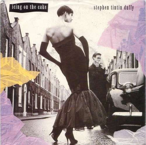 Bild Stephen Tin Tin Duffy* - Icing On The Cake (7, Single) Schallplatten Ankauf