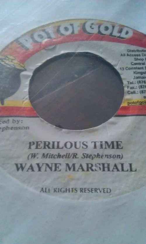 Bild Wayne Marshall - Perilous Time (7) Schallplatten Ankauf