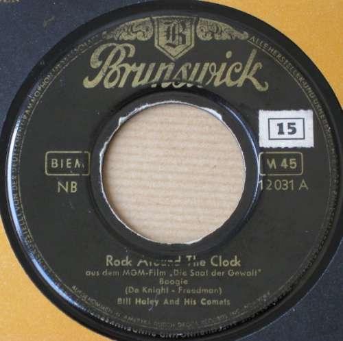 Bild Bill Haley And His Comets - Rock Around The Clock (7, Single, Mono) Schallplatten Ankauf