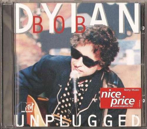 Cover zu Bob Dylan - MTV Unplugged (CD, Album, RE) Schallplatten Ankauf