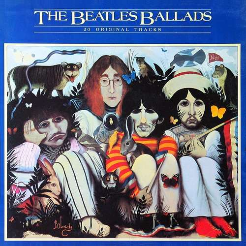 Cover The Beatles - The Beatles Ballads - 20 Original Tracks (LP, Comp) Schallplatten Ankauf