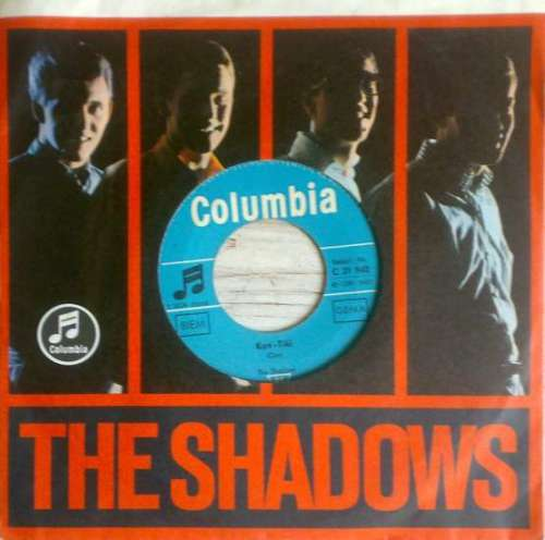 Bild The Shadows - Kon-Tiki / 36-24-36 (7, Single) Schallplatten Ankauf