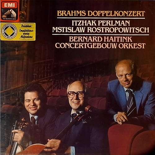Bild Brahms* — Itzhak Perlman, Mstislaw Rostropowitsch* - Bernard Haitink, Concertgebouw Orkest* - Doppelkonzert (LP) Schallplatten Ankauf