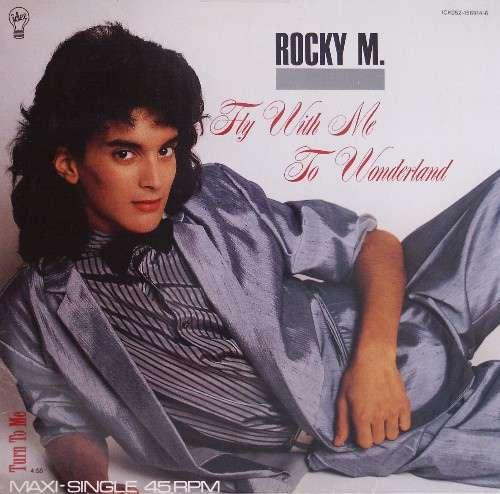 Bild Rocky M.* - Fly With Me To Wonderland (12, Maxi) Schallplatten Ankauf