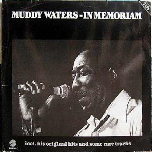 Cover zu Muddy Waters - In Memoriam (2xLP, Comp) Schallplatten Ankauf