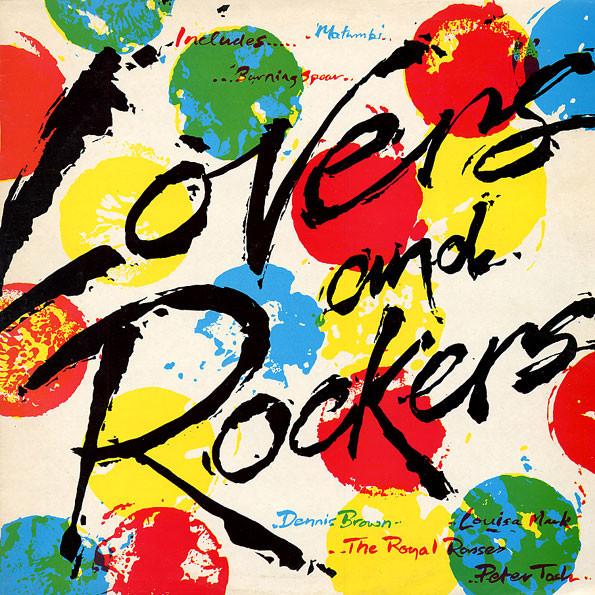 Cover Various - Lovers And Rockers (LP, Comp) Schallplatten Ankauf