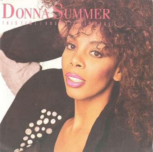 Bild Donna Summer - This Time I Know It's For Real (7, Single) Schallplatten Ankauf