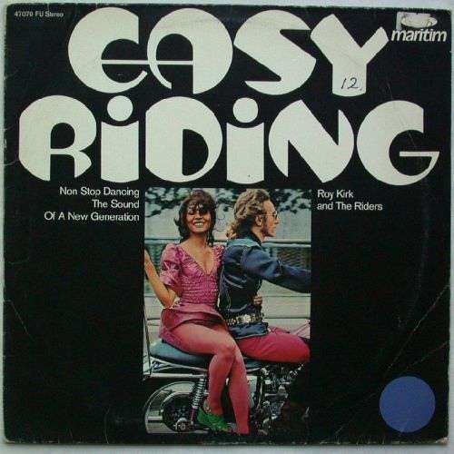 Bild Roy Kirk And The Riders - Easy Riding (LP, Album) Schallplatten Ankauf