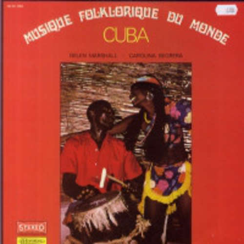 Cover Belen Marshall Et Carolina Segrera - Cuba (LP, Album, RE) Schallplatten Ankauf