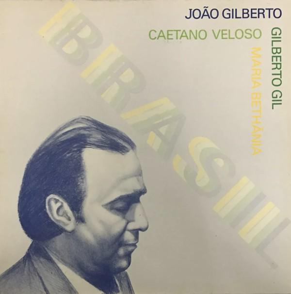 Cover João Gilberto / Caetano Veloso / Gilberto Gil / Maria Bethânia - Brasil (LP, Album, Gat) Schallplatten Ankauf