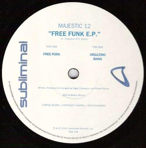 Cover Free Funk E.P. Schallplatten Ankauf
