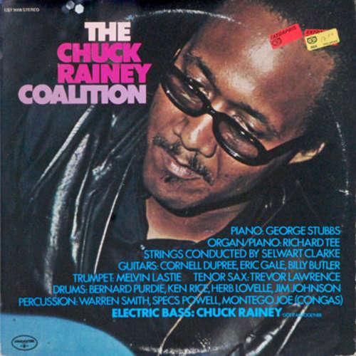 Bild The Chuck Rainey Coalition - The Chuck Rainey Coalition (LP) Schallplatten Ankauf