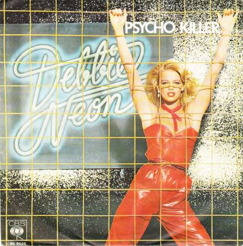 Cover Debbie Neon - Psycho Killer (7, Single) Schallplatten Ankauf