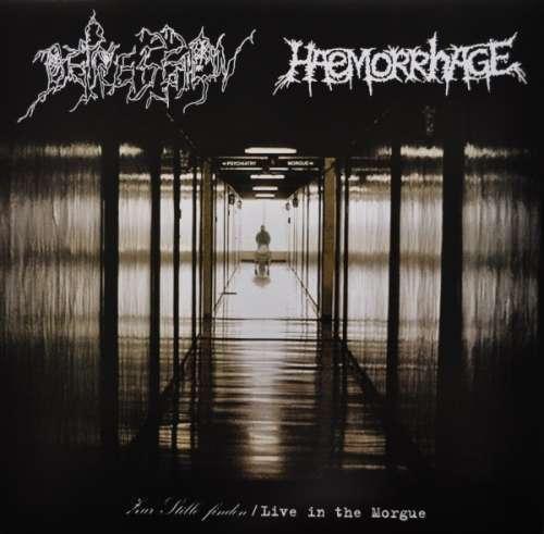 Bild Depression / Haemorrhage - Zur Stille Finden / Live In The Morgue (LP, Album, RM) Schallplatten Ankauf