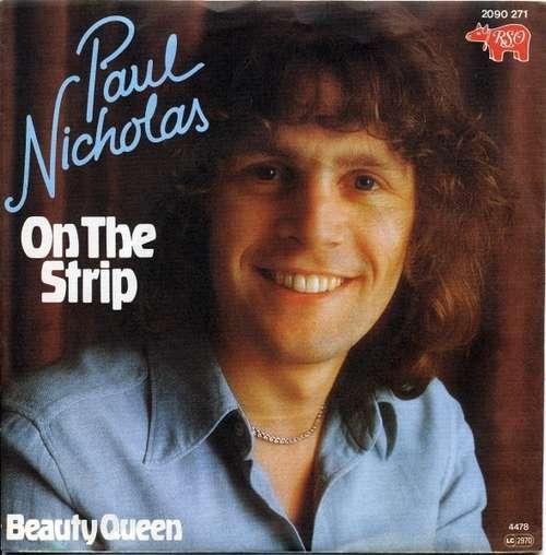 Bild Paul Nicholas - On The Strip (7, Single) Schallplatten Ankauf