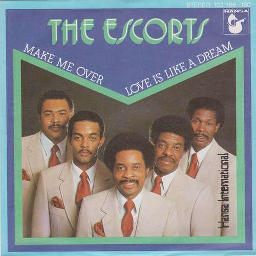 Bild The Escorts - Make Me Over (7, Single) Schallplatten Ankauf
