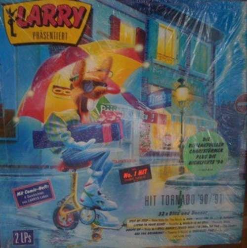 Cover Various - Larry Präsentiert: Hit Tornado '90/'91 (2xLP, Comp) Schallplatten Ankauf
