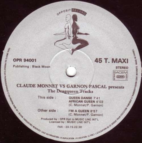 Cover Claude Monnet vs. Garnon - The Dragqueen Tracks (12) Schallplatten Ankauf