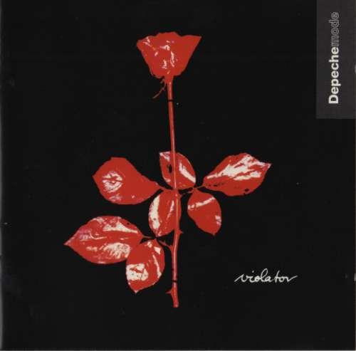 Cover Depeche Mode - Violator (CD, Album) Schallplatten Ankauf
