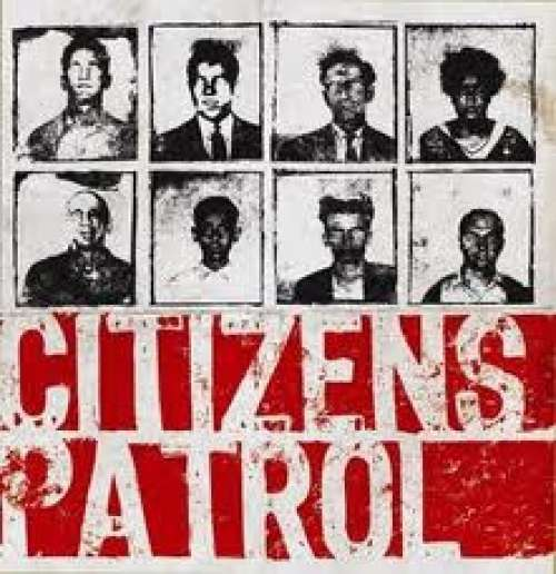 Bild Citizens Patrol - Citizens Patrol (LP, Album) Schallplatten Ankauf