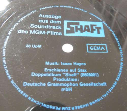 Bild Isaac Hayes - Auszüge Aus Dem Soundtrack Des MGM-Films Shaft (Flexi, 7, S/Sided, Single) Schallplatten Ankauf