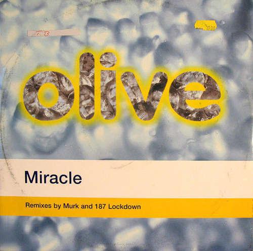 Cover zu Olive - Miracle (Remixes) (12) Schallplatten Ankauf