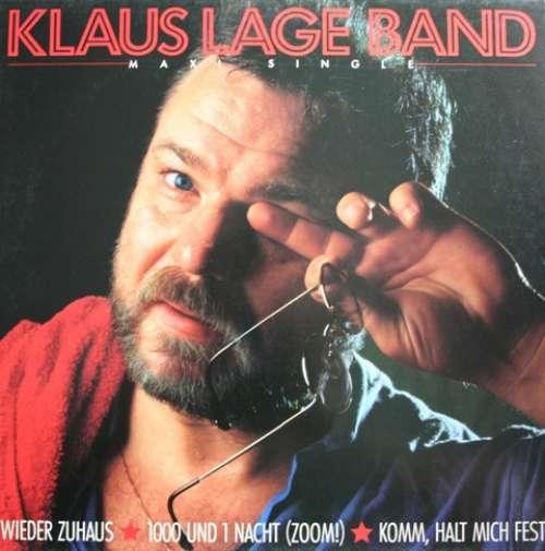 Bild Klaus Lage Band - Wieder Zuhaus / 1000 Und 1 Nacht (Zoom) / Komm, Halt Mich Fest (12, Maxi) Schallplatten Ankauf