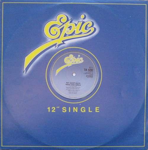 Cover Pet Shop Boys - West End Girls (12, Single) Schallplatten Ankauf
