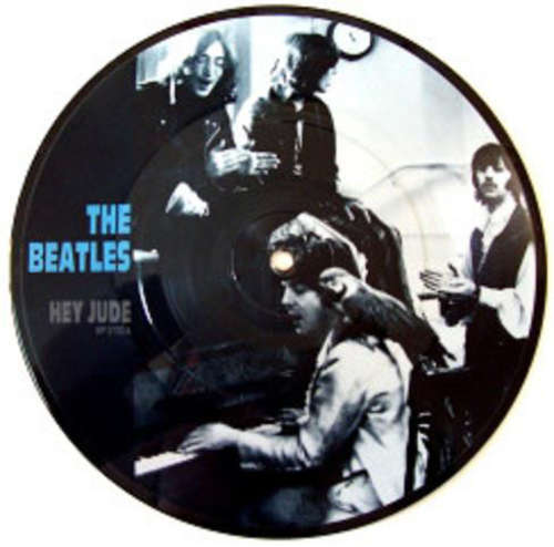 Cover The Beatles - Hey Jude (7, Ltd, Pic, RE) Schallplatten Ankauf