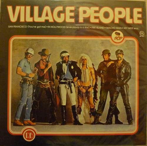 Bild Village People - Village People (LP, Comp) Schallplatten Ankauf