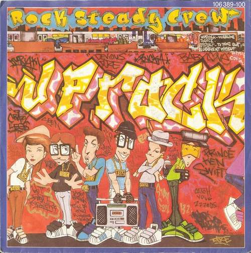 Bild Rock Steady Crew* - Uprock (7, Single) Schallplatten Ankauf