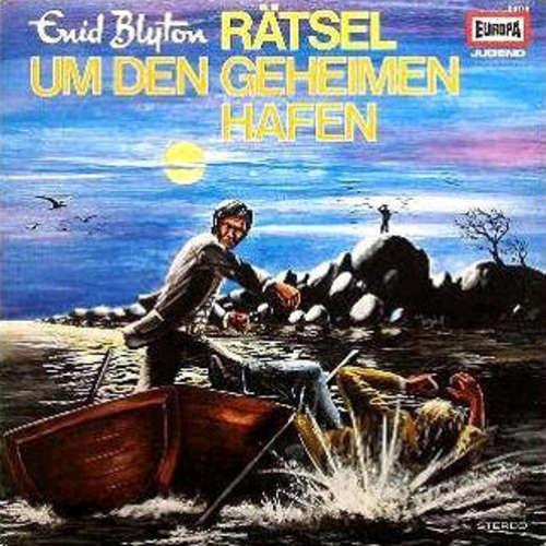 Bild Enid Blyton - Rätsel Um Den Geheimen Hafen (LP) Schallplatten Ankauf