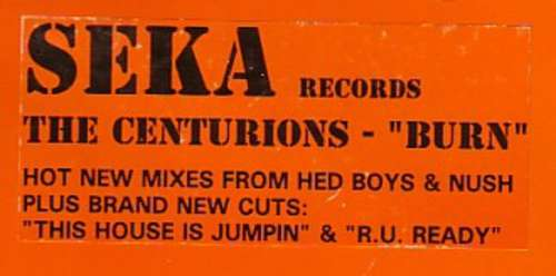 Bild The Centurions - Burn (2x12) Schallplatten Ankauf