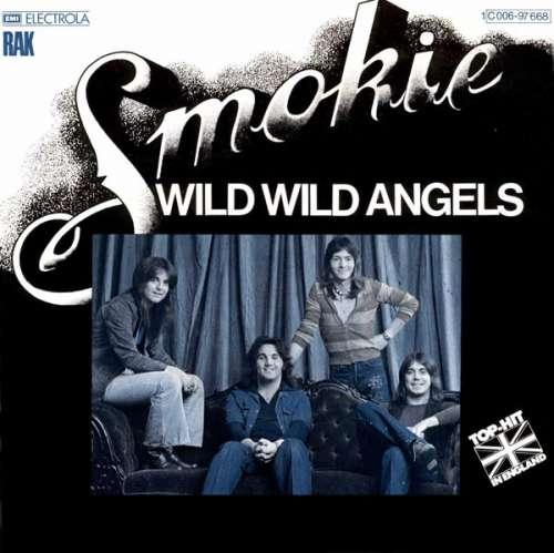 Bild Smokie - Wild Wild Angels (7, Single) Schallplatten Ankauf