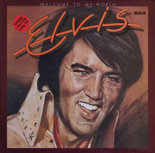 Cover Elvis Presley - Welcome To My World (LP, Album) Schallplatten Ankauf