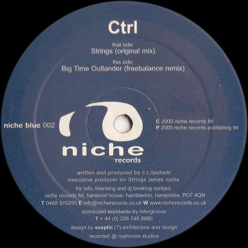 Cover Ctrl - Strings (12) Schallplatten Ankauf
