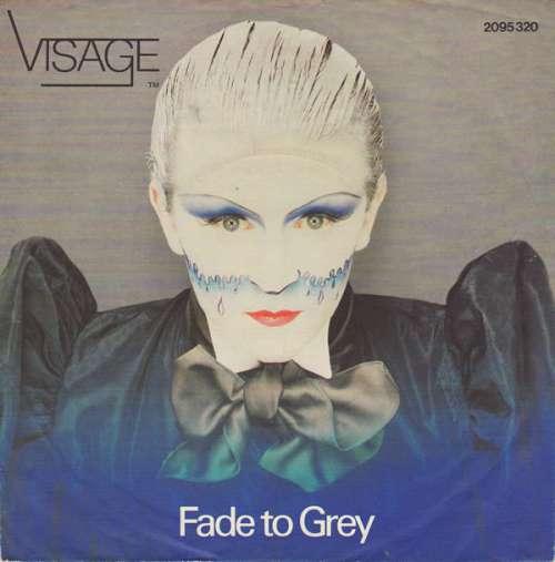 Cover Visage - Fade To Grey (7, Single) Schallplatten Ankauf