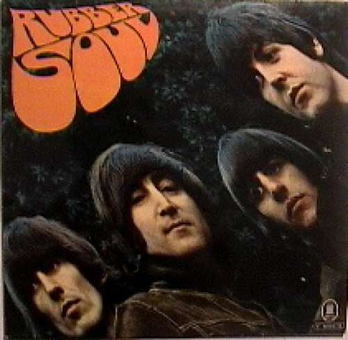 Cover Beatles, The - Rubber Soul (LP, Album, RE) Schallplatten Ankauf