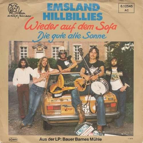 Cover zu Emsland Hillbillies - Wieder Auf Dem Sofa  (7, Single) Schallplatten Ankauf