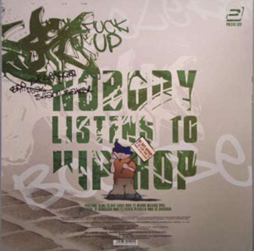 Cover Boo Selekta - We Hate HipHop (F*ck U Up! Part 2) (12) Schallplatten Ankauf