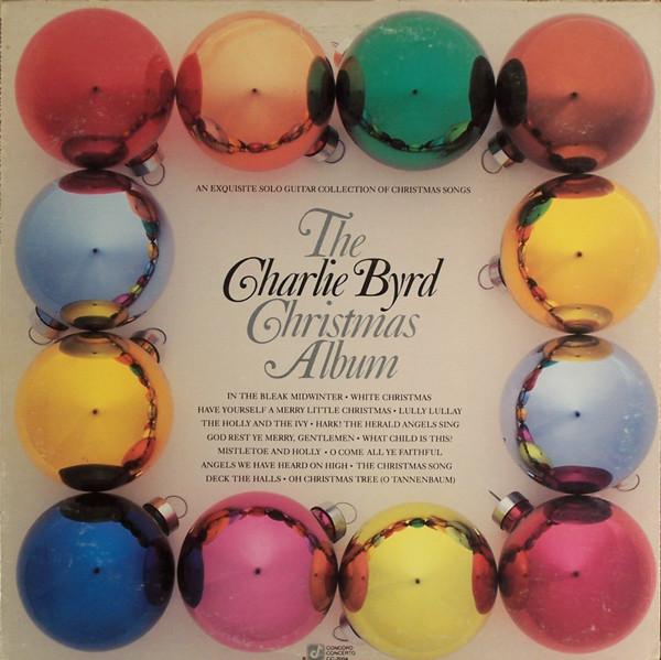 Cover Charlie Byrd - The Charlie Byrd Christmas Album (LP, Album) Schallplatten Ankauf