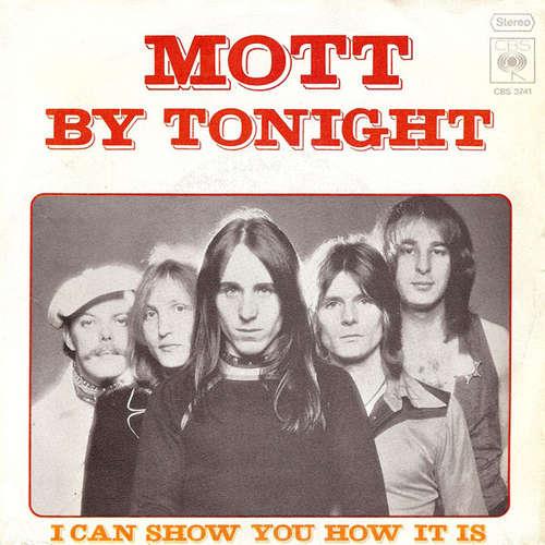 Bild Mott* - By Tonight (7, Single) Schallplatten Ankauf