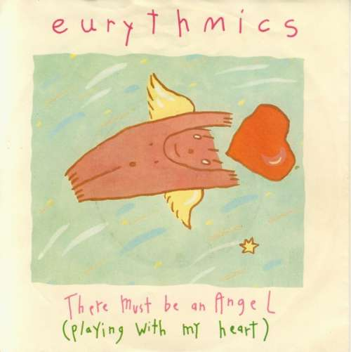 Bild Eurythmics - There Must Be An Angel (Playing With My Heart) (7, Single) Schallplatten Ankauf