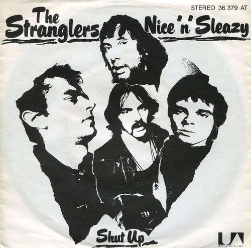 Cover The Stranglers - Nice 'n' Sleazy (7, Single) Schallplatten Ankauf