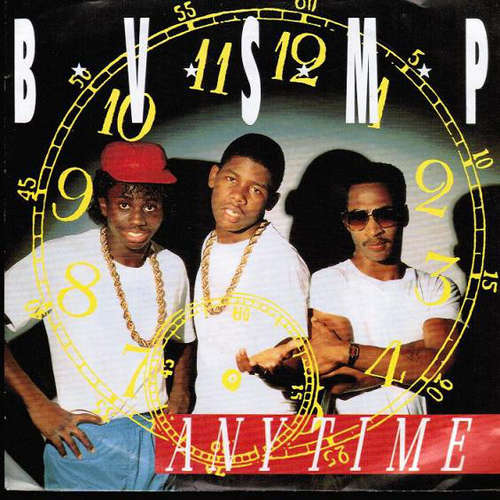 Cover B.V.S.M.P. - Anytime (7, Single) Schallplatten Ankauf