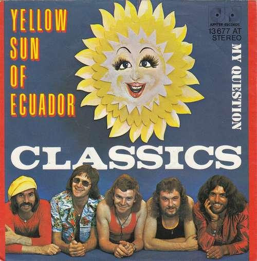 Bild Classics* - Yellow Sun Of Ecuador (7, Single) Schallplatten Ankauf