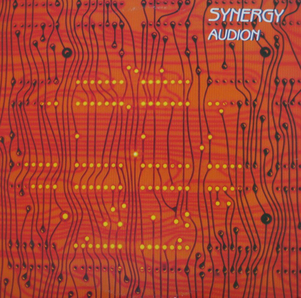 Cover zu Synergy (3) - Audion (Electronic Compositions For The Post Modern Age) (LP, Album) Schallplatten Ankauf