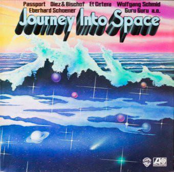 Cover Various - Journey Into Space (2xLP, Comp, Gat) Schallplatten Ankauf