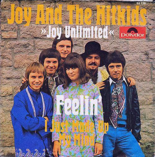 Cover Joy Unlimited, Joy And The Hit Kids* - Feelin' (7, Single, Mono) Schallplatten Ankauf